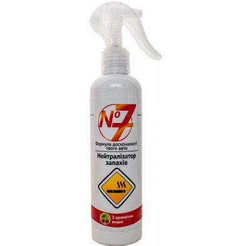 Нейтрализатор запахов №7 с ароматом вишни 250 мл.