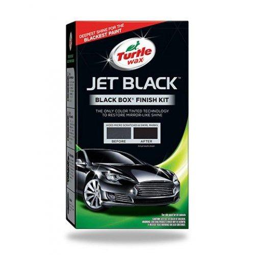 Набор для автомобилей черного цвета Turtle Wax Black Box jet black