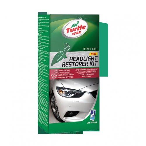 Восстановитель фар turtle wax® headlight restorer kit, fg7606 — в.