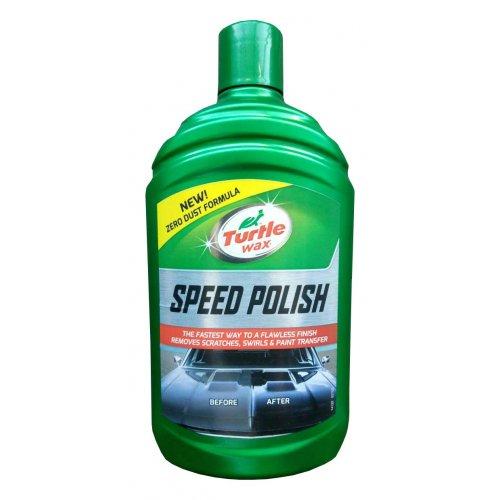 Быстрый полироль Turtle Wax Speed Polish 500 мл.
