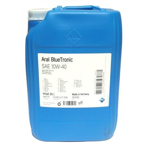 Aral BlueTronic 10W-40 20л.
