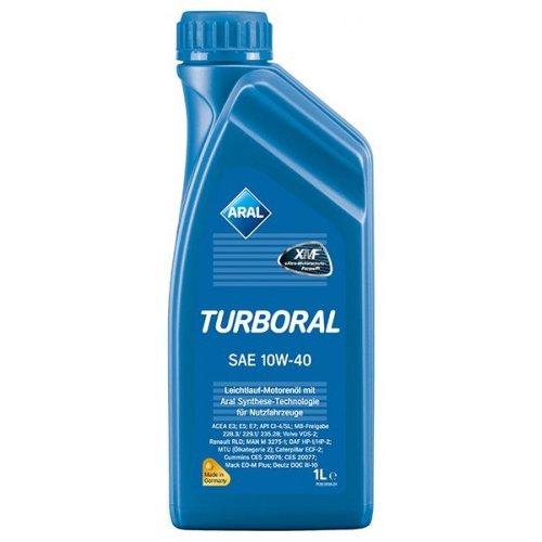 Aral Turboral 10W-40 1л.