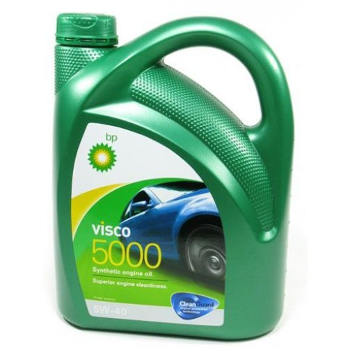 BP Visco 5000 5W-40 4л.