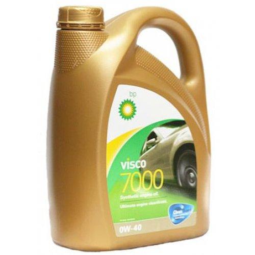 BP Visco 7000 0W-40 4л.