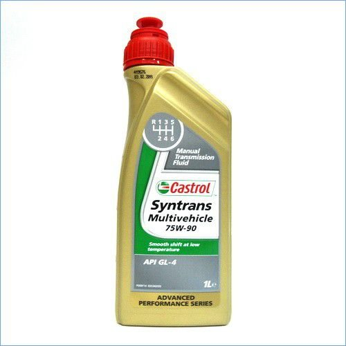 Castrol Syntrans Multivehicle 75W-90 1л.
