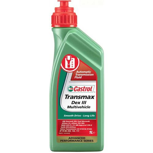 Castrol Transmax Dex III Multivehicle 1л.