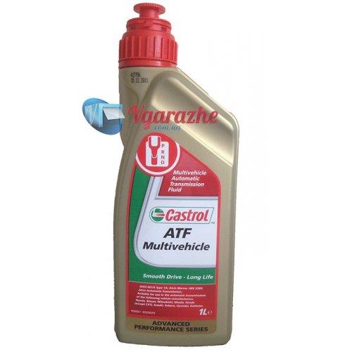 Трансмиссионное масло Castrol ATF Multivehicle 1л.