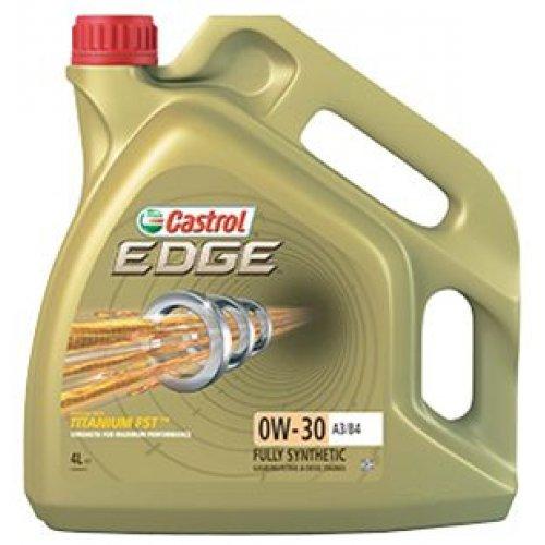 Моторное масло Castrol EDGE Titanium 0W-30 A3/B4 4л.
