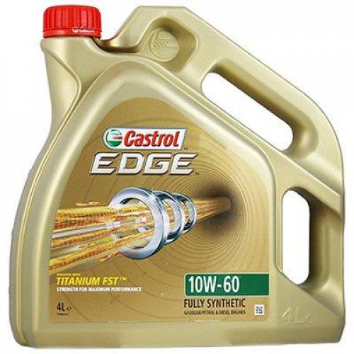 Castrol EDGE Titanium 10W-60 4л.