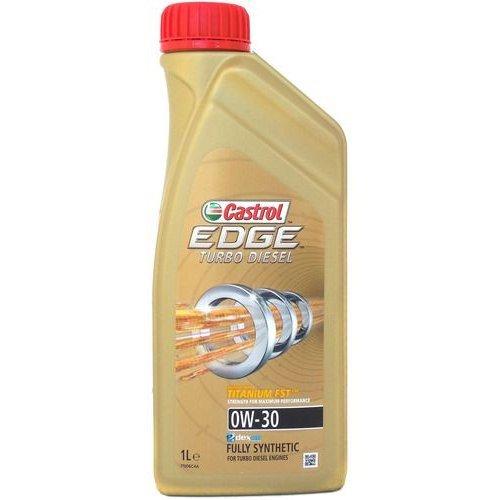Castrol EDGE Titanium Turbo Diesel 0W-30 1л.