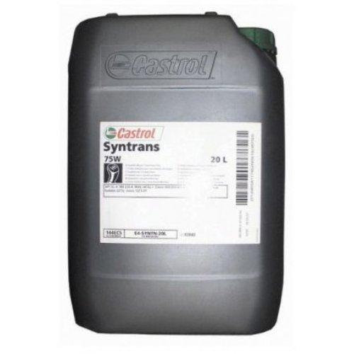 Трансмиссионное масло Castrol Syntrans B 75W 20л.