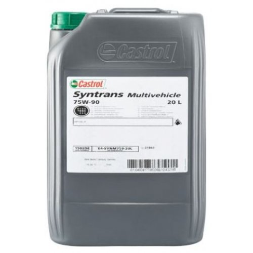 Castrol Syntrans Multivehicle 75W-90 20л.