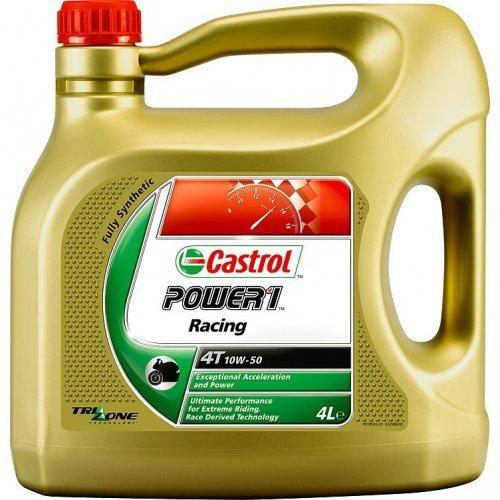 Castrol Power 1 Racing 4T 10W-50 4л.