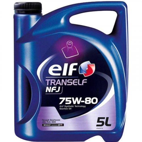 Elf Tranself NFP 75W-80 5л.