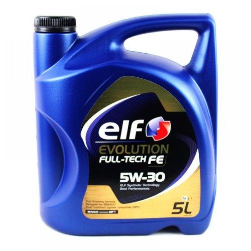 Elf Evolution Full-Tech FE 5W-30 5л.