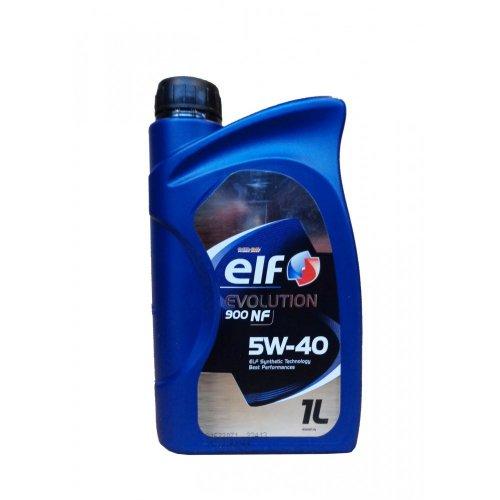 Elf Evolution 900 NF 5W-40 1л.
