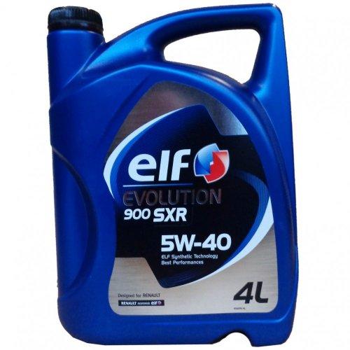 Elf Evolution 900 SXR 5W-40 4л.
