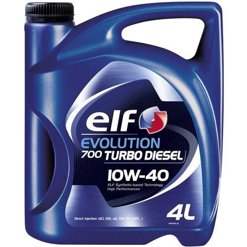 Elf Evolution 700 Turbo Diesel 10W-40 4л.