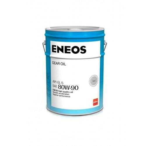 Трансмиссионное масло Eneos Gear Oil GL-5 80W-90 20л.