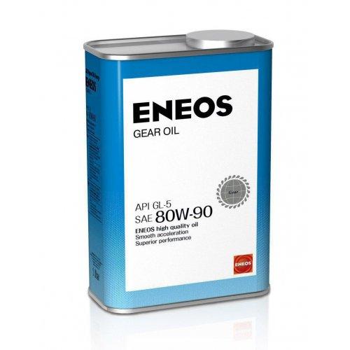 Трансмиссионное масло Eneos Gear Oil GL-5 80W-90 4л.