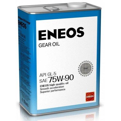 Трансмиссионное масло Eneos Gear Oil GL-5 75W-90 4л.