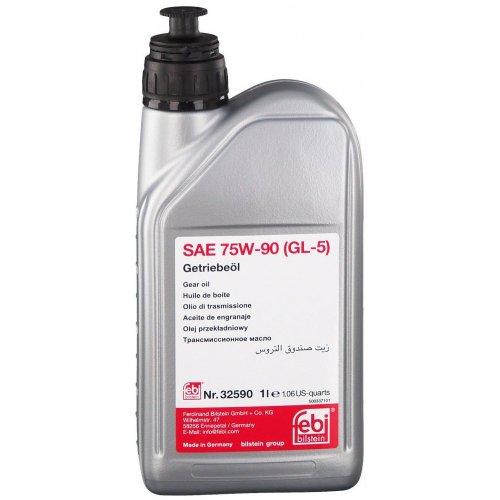 Febi Gear Oil 75W-90 GL-5 1л.