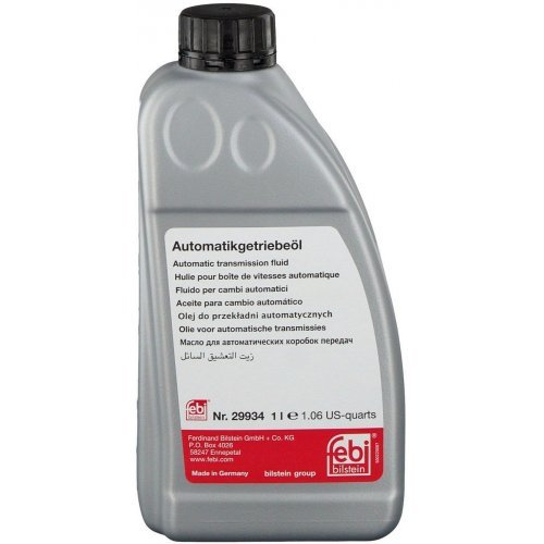 Трансмиссионное масло Febi ATF 1л.
