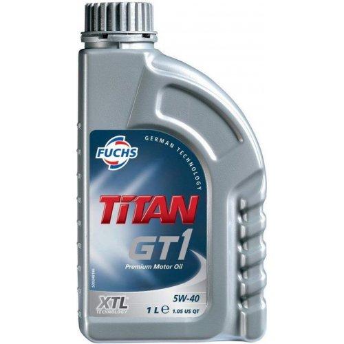 Fuchs Titan GT1 5W-40 1л.
