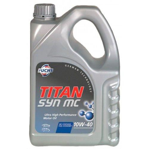 Fuchs Titan Syn Mc 10W-40 4л.