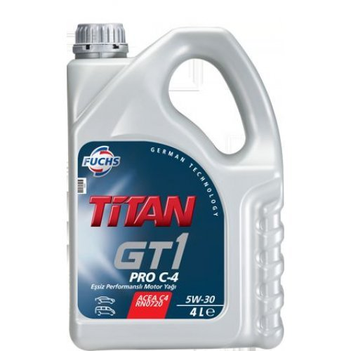 Fuchs Titan GT1 Pro C4 5W-30 4л.