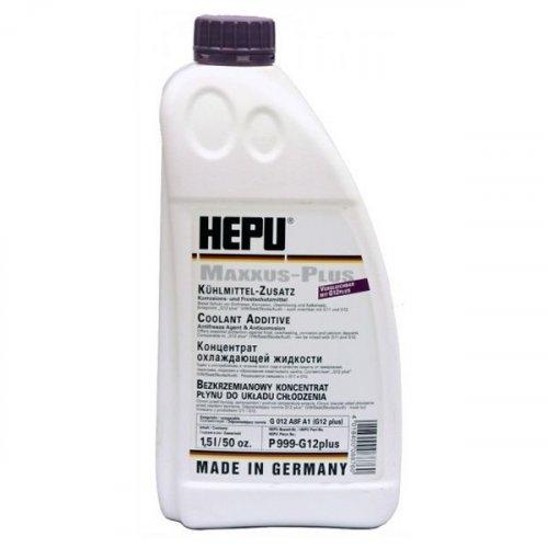 Hepu Antifreeze Фиолетовый G12+ 1,5л.