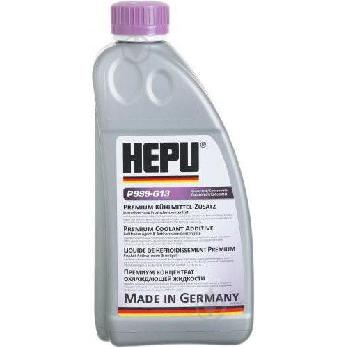 Антифриз Hepu Antifreeze Фиолетовый G13 1,5л.