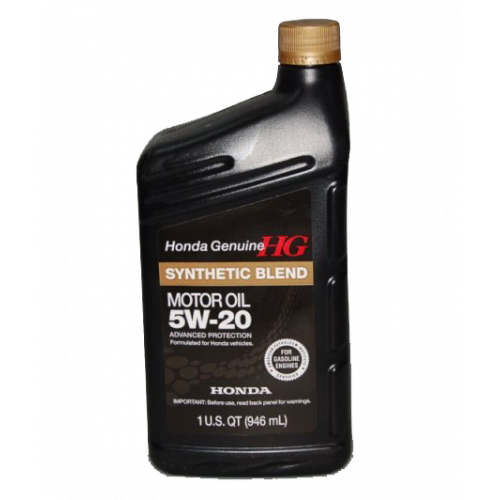 Honda Motor Oil Synthetic Blend 5W-20 1 л.