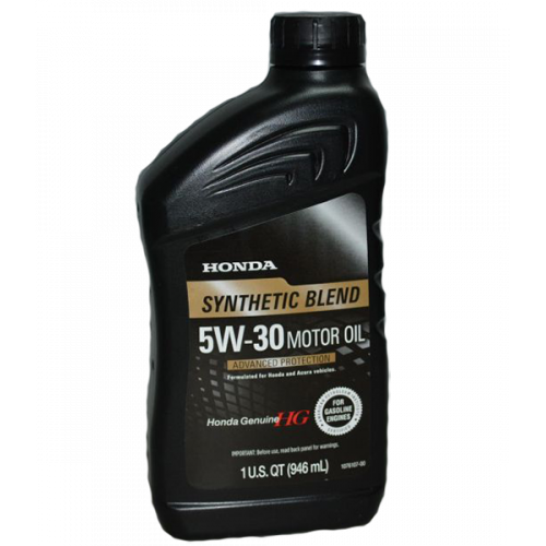 Honda Motor Oil Synthetic Blend 5W-30 1л.