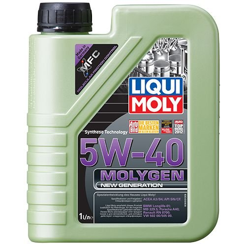 Liqui Moly Molygen New Generation 5W-40 1л.