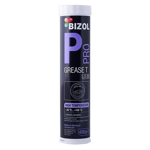 Bizol Pro Grease T LX 03 High Temperature 400г