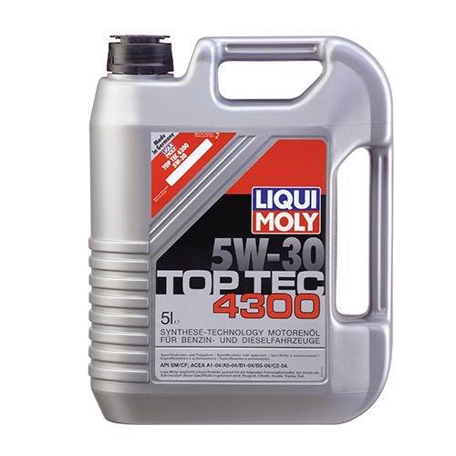 Liqui Moly Top Tec 4300 5W-30 5 л.