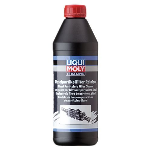 Очищувач DPF-фільтрів Liqui Moly Pro-Line DPF Reiniger 1 л.
