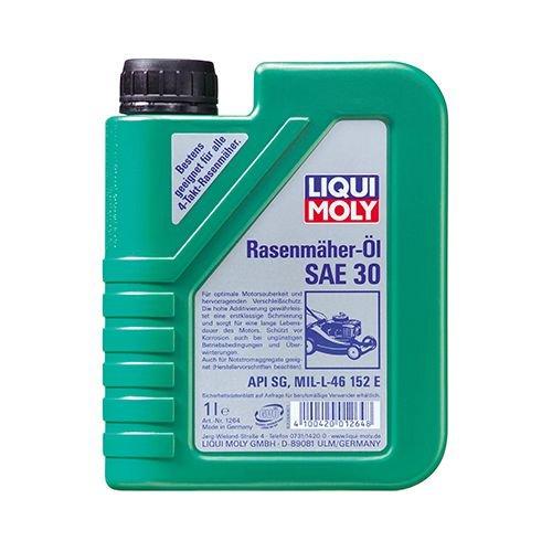 Масло для газонокосилок Liqui Moly Rasenmuher-Oil HD 30 1 л.