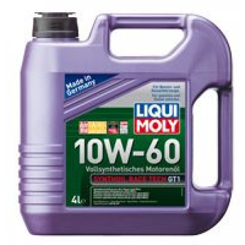 Liqui Moly Synthoil Race Tech GT1 10W-60 4л.