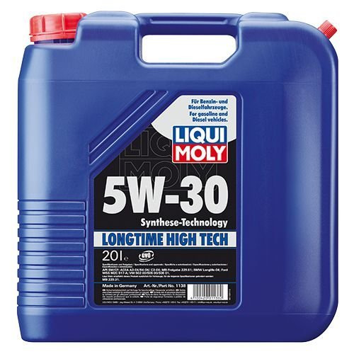 Liqui Moly Longtime High Tech 5W-30 20л.