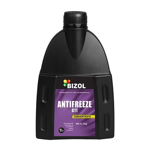 Bizol Coolant G11 concentrate 1л