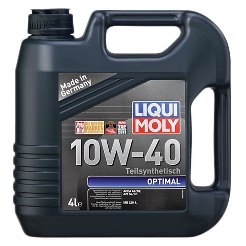 Liqui Moly Optimal 10W-40 4л.