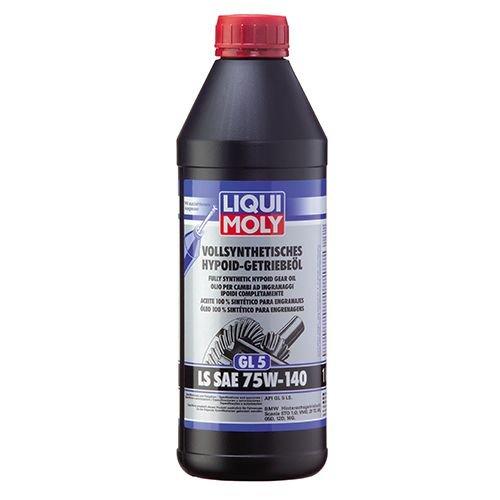 Liqui Moly Getriebeol LS 75W-140 GL5 1 л.