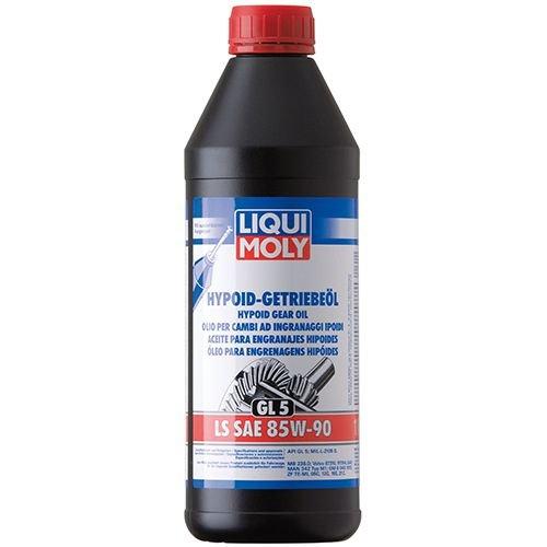 Трансмиссионное масло Liqui Moly Hypoid-Getriebeoil 85W-90 LS (GL-5) 1 л.