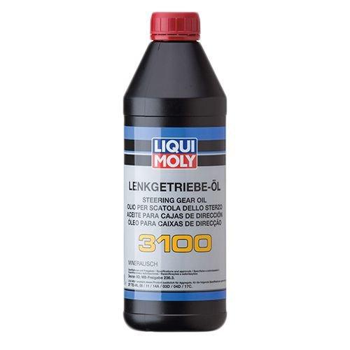 Трансмиссионное масло Liqui Moly Lenkgetriebe-Oil 3100 1 л.