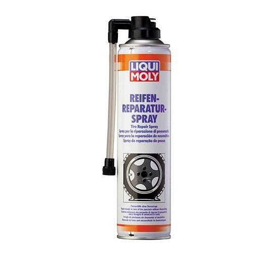 Герметик для ремонта шин Liqui Moly Reifen-Reparatur-Spray 400 мл.