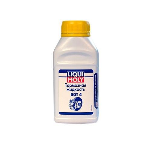 Liqui Moly DOT 4 0.25 л.