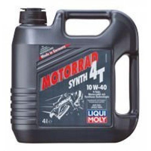 Liqui Moly Racing 4T 10W-40 HD 4 л.