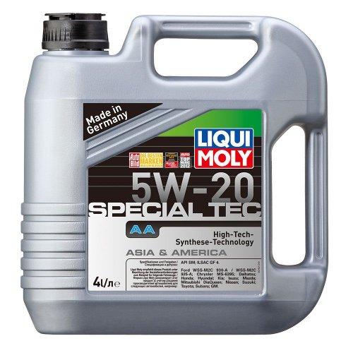 Liqui Moly Leichtlauf Special AA 5W-20 4л.